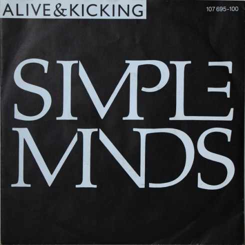 4.11 simple minds - alive and kicking