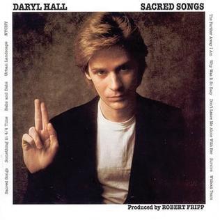 4.2 daryl hall - sacred songs