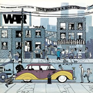 4.25 War - The World Is a Ghetto