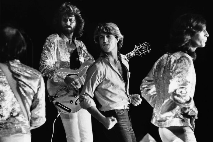 4.4 Bee Gees with Andy Gibb live 1979