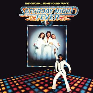 4.4 Saturday Night Fever album cover