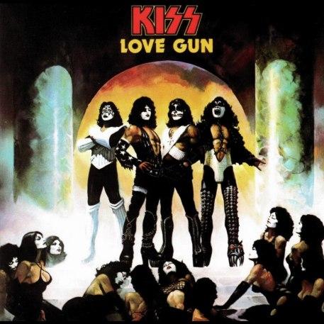 5.1 Kiss - Love Gun