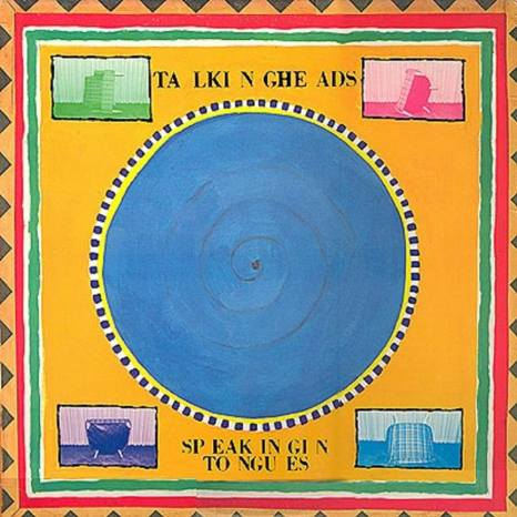 5.18 Talking Heads - Speaking in Tongues