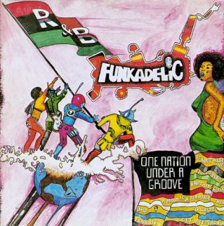 5.2 Funkadelic - One Nation Under a Groove