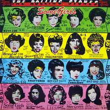 5.2 Rolling Stones - Some Girls
