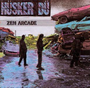 5.20 husker du - zen arcade