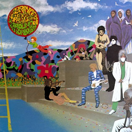 5.21 3.Prince - Around the World in a Day