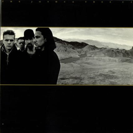 5.23 u2 - the joshua tree