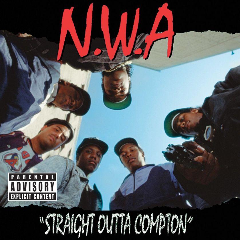5.24 1.N.W.A - Straight Outta Compton