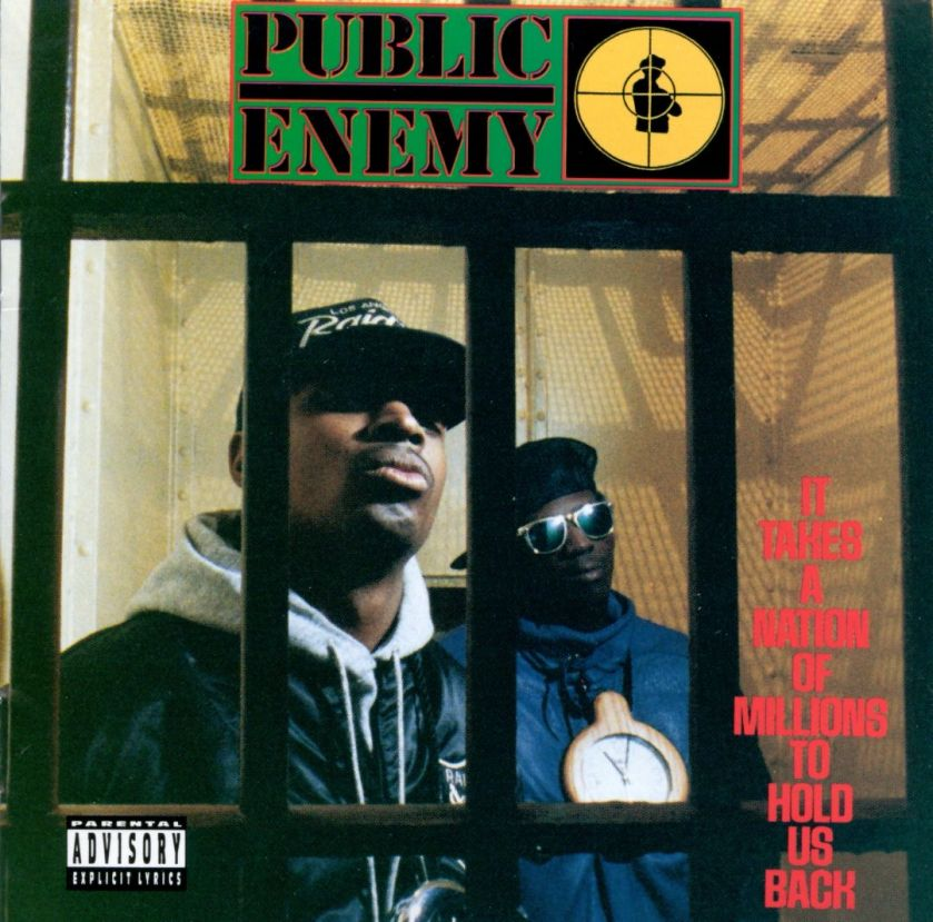 5.24 2.Public Enemy - It Takes a Nation