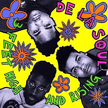5.25 De La Soul - 3 Feet High and Rising
