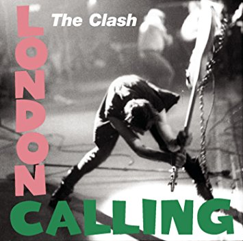 5.3 the clash - london calling
