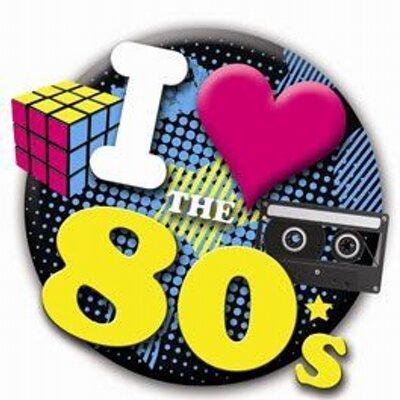 i heart the 80s