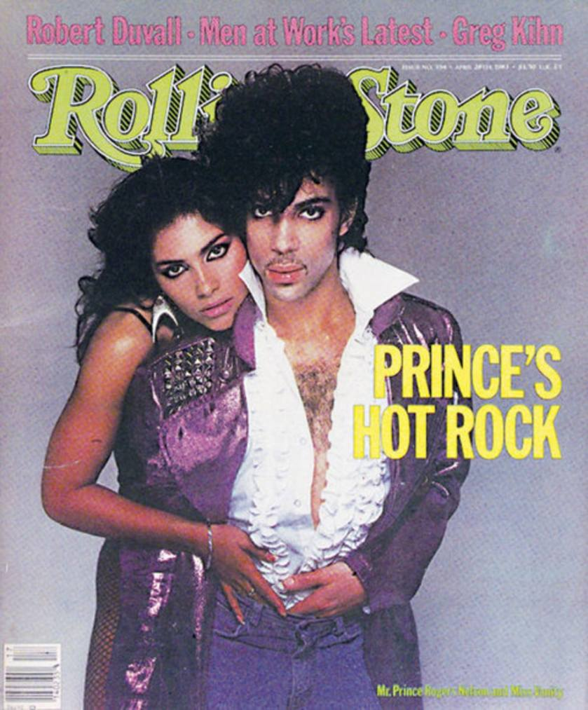 6.12 Prince - Vanity Rolling Stone