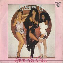 6.12 Vanity 6 - He's So Dull