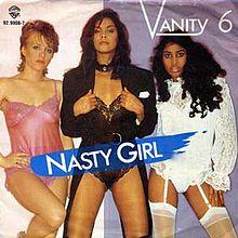 6.12 Vanity 6 - Nasty Girl