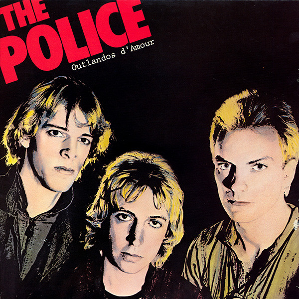 6.13 The Police - Outlandos d'Amour
