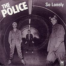 6.13 The Police - So Lonely