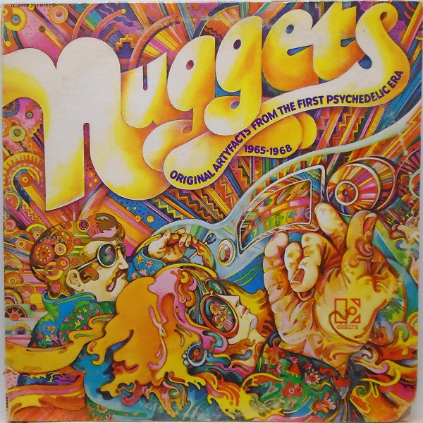 6.18 Nuggets - Artyfacts from the First Psychedelic Era
