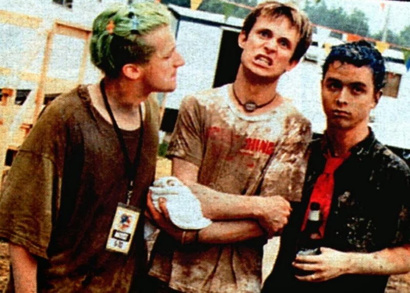 6.19 Green Day Woodstock 94