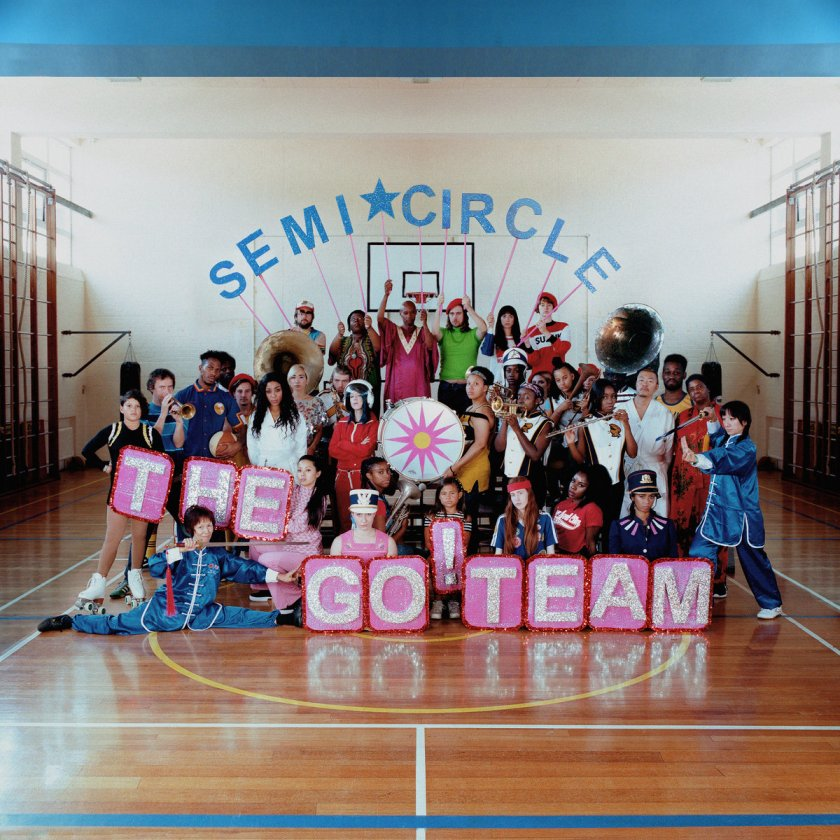 6.25 19.The Go! Team - Semicircle