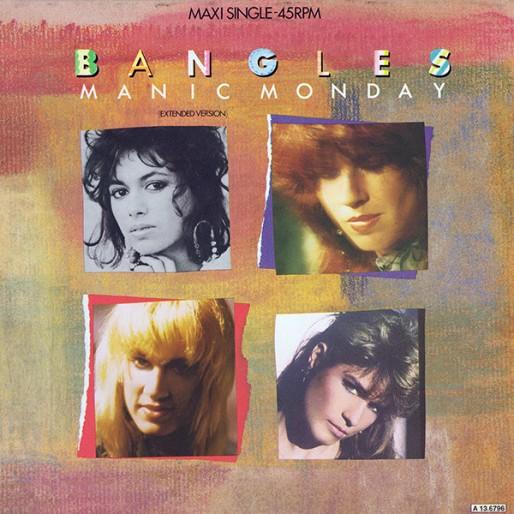 6.5 The Bangles - Manic Monday