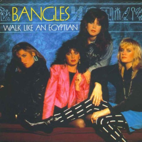 6.5 The Bangles - Walk like an Egyptian