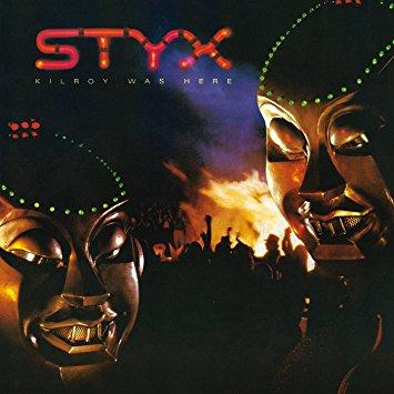 7.12 styx - kilroy was here