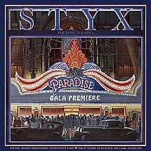 7.12 Styx - Paradise Theater