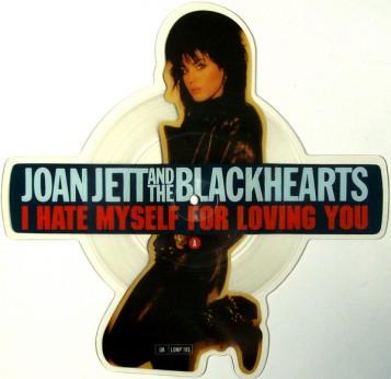 7.13 joan jett - i hate myself for loving you