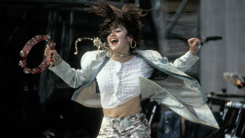 7.14 Live Aid Madonna