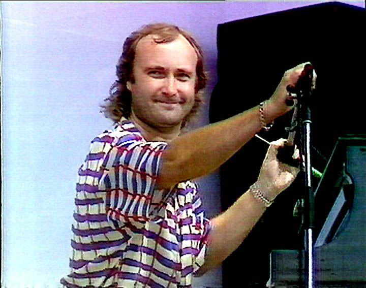 7.14 Live Aid Phil Collins