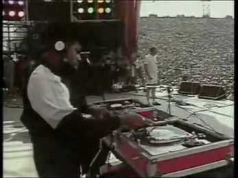 7.14 Live Aid Run DMC