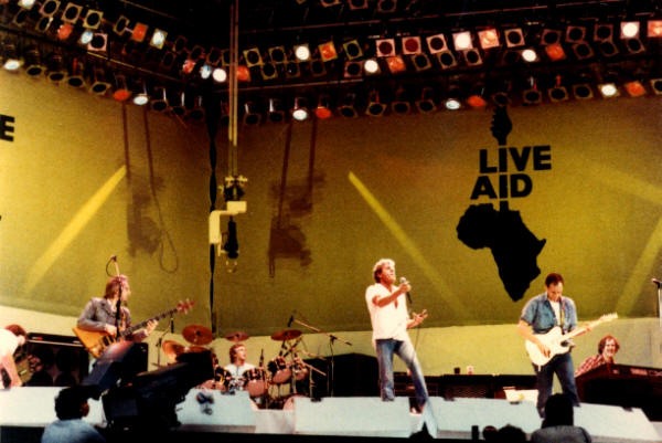 7.14 Live Aid The Who