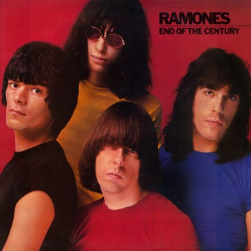 7.17 Ramones - End of the Century