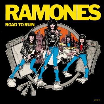 7.17 Ramones - Road to Ruin