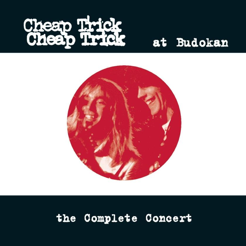 7.19 Cheap Trick - Cheap Trick at Budokan The Complete Concert