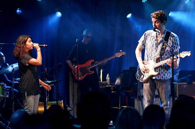 7.30 Alessia Cara and John Mayer