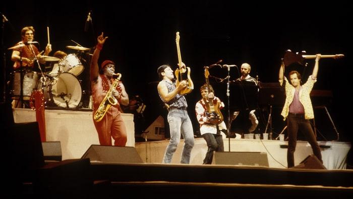 7.4 e street band 1985