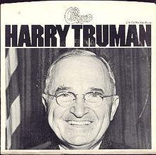 8.1 Chicago - Harry Truman