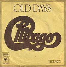 8.1 Chicago - Old Days