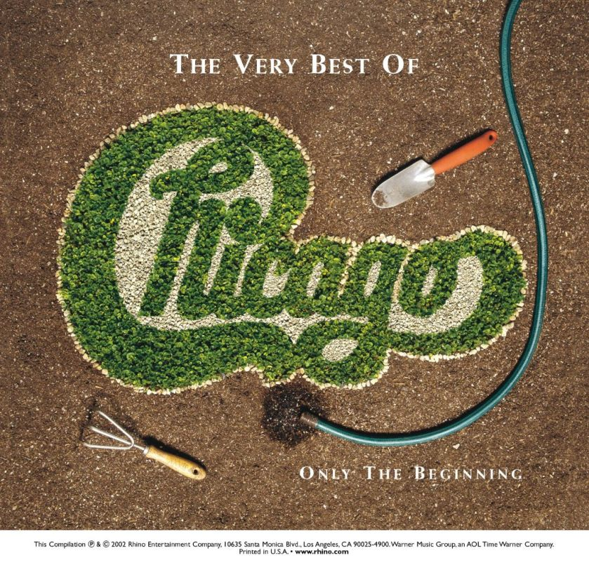 8.1 Chicago - The Very Best of Chicago - Only the Beginnings 2002