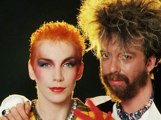 8.13 Eurythmics 1983