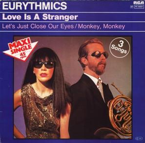 8.13 Eurythmics - Love Is a Stranger
