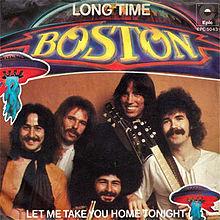 8.16 Boston - Long Time