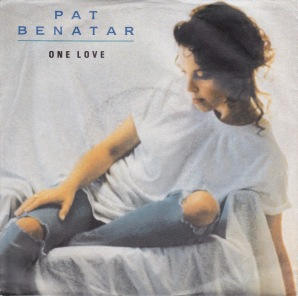 8.22 Pat Benatar 20.One Love