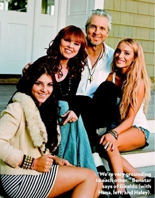 8.22 Pat Benatar and Family