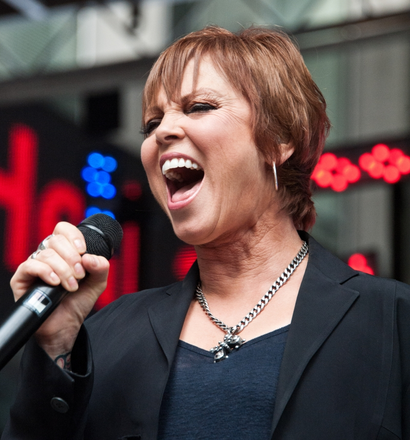 "Pat Benatar in Concert on FOX's ""FOX & Friends"" Show All American Summer Concert Series at FOX's Studio Plaza in New York City - June 29, 2012"
