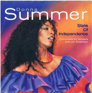 8.23 Donna Summer 15.State of Independence