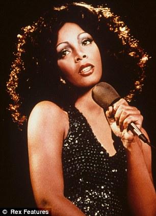 8.23 Donna Summer 70s